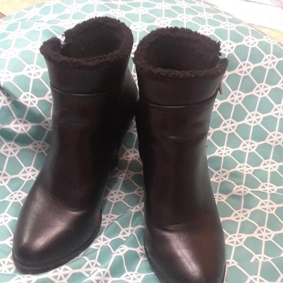 Parker and sky Shoes - Black shoes